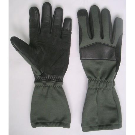 Art. 34567216 Rękawice taktyczne do zjazdu po cienkiej linie