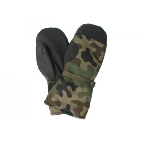 Art. P024 military, winter mittens (model 617 / MON)