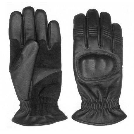 R374 motorcycle gloves, leather men.