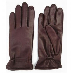 Art. R018 leather gloves for women output