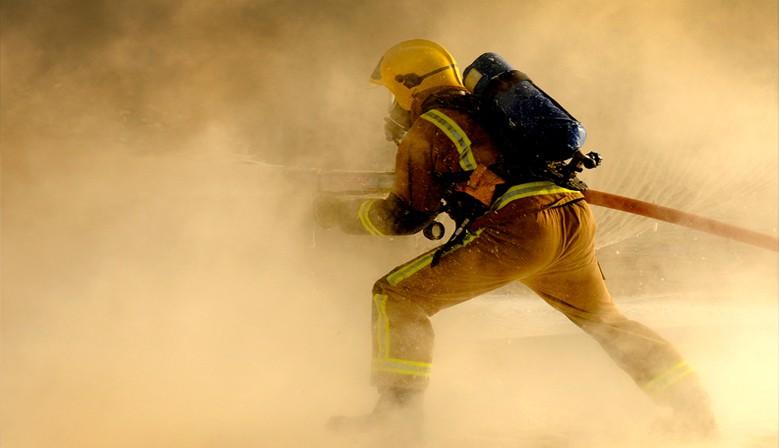 Rękawice dla strażaków